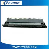 25 Port Telephone Patch Panel