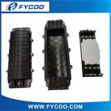 Fiber Optic Splice Closure Horizontal type four inlets/outlets(4Entry 4Exit ABS Material)
