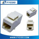 Cat.5e keystone Coupler,Cat5e straight jack, RJ45 female to femal jack