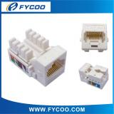 Cat.5e 90° Keystone Jack