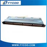 Cat.6 FTP 24 Ports Patch Panel(Krone End)