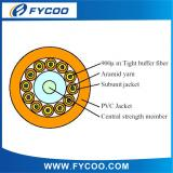 Multi-Purpose Break-out Cables Indoor Fiber Optic Cable