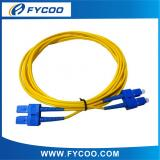 Fiber Optic Patch Cord,LC-SC,SM,DUPLEX,2.0/3.0MM
