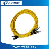 Fiber Optic Patch Cord,FC-FC,SM,DUPLEX,2.0/3.0MM