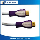 HDMI M TO M cable Dual Color molding type With HDMI LOGO