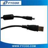 USB AM to USB mini 4pin male cable