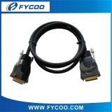DVI to DVI cable Double Color Shiny