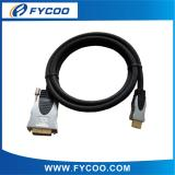 DVI to HDMI cable Grey Connector